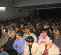 good view of the packed hall.jpg