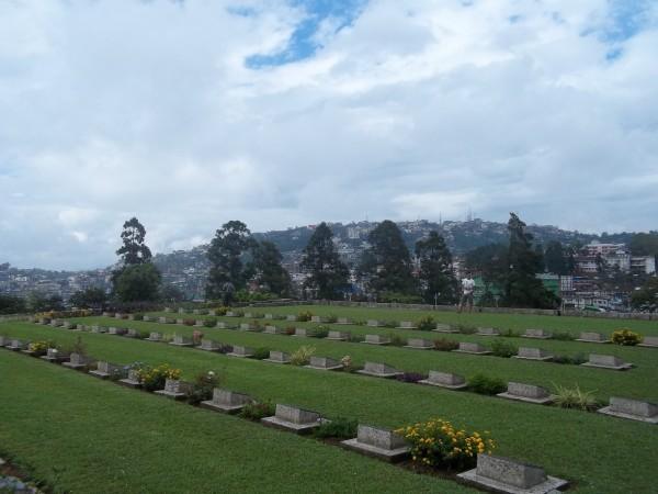 The Kohima War Cemetery