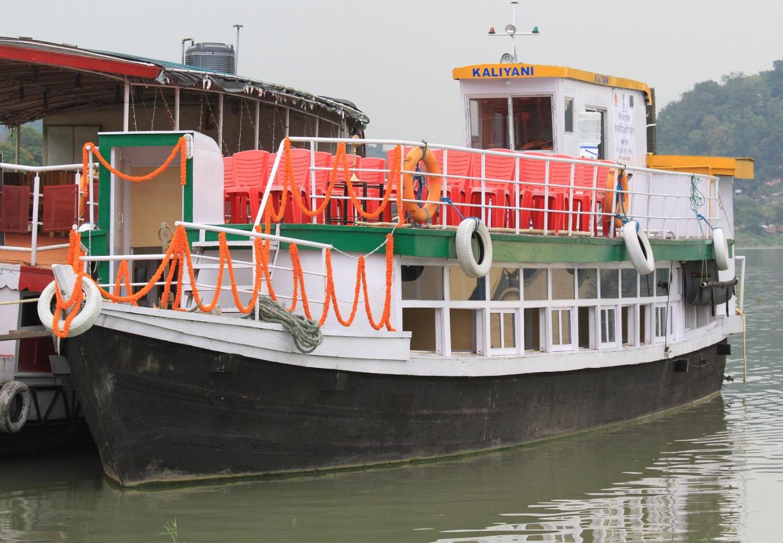 By the Brahmaputra (April – June 2015)