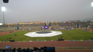 Myth of 'media' at the Games