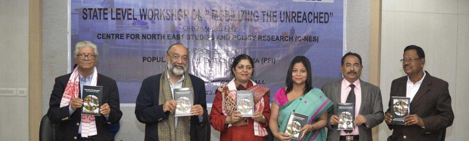 Book on Family Planning Intervention Released