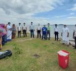 Bongaon boat clinic on June 22, 2021