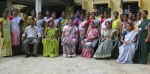 C-NES workers at the IMNCI Training  held at the district training centre of Assam Medical College and Hospital, Dibrugarh.