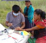 blood-test-done-by-Lab-tech-Nitul-Borah