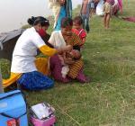 immunization-done-by-ANM-junmoni-saikia-at-koilawali