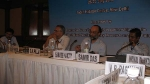 The Centre for Security Analysis, Chennai and C-NES workshop on 26th/27th July 2010 in New Delhi on the Internal and External Impacts of Conflict in the NE. Home Secretary GK PIllai, IAS, who spoke on range of issues seen here at the workshop