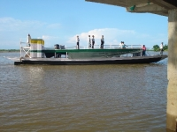A hired boat for Morigaon district was redesigned and completed by 22 September 2008