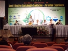 The inaugural session at the conference