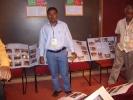 Manik Ch Boruah  representing C-NES, at the conference