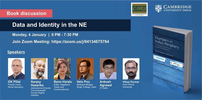 Book discussion held: Data and Identity in the NE